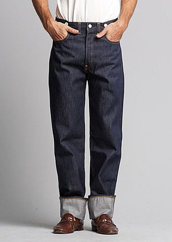 Levi's Vintage Clothing 1933 501XX Rigid 1