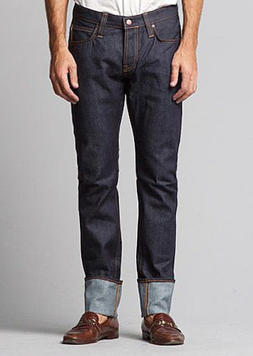 Big John Slim Tapered Stretch Selvedge 1