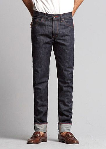 Raleigh Denim Martin Tapered Selvage 1