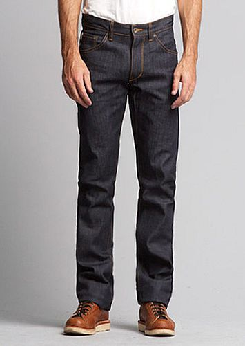 Raleigh Denim Mitchell Raw Thin Taper Fit 1