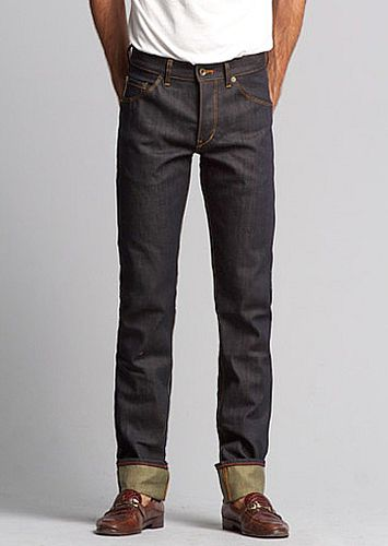 Raleigh Denim Jones Original Selvedge 1