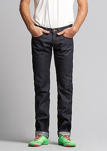 Baldwin Denim The Henley in 12.5oz Cone 1