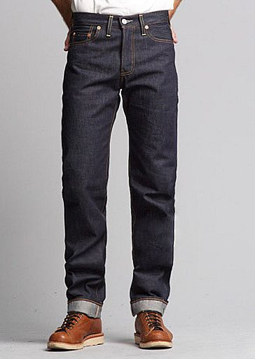 Levi's Vintage Clothing 1954 501z Rigid 1