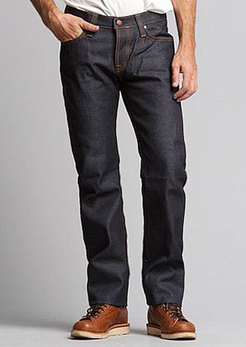 Big John Slim Straight 14oz Slub Selvedge 1