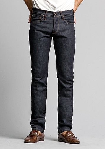 Brooklyn Denim Co Skinny Jean 14.75oz Raw 1