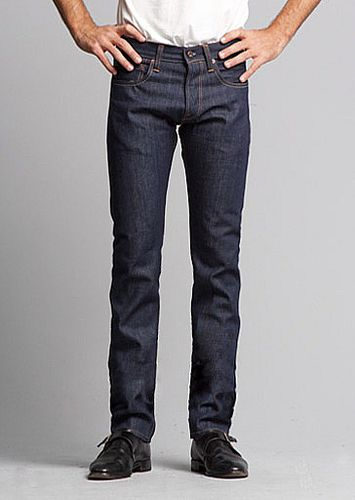 Brooklyn Denim Co Skinny Jean 13.5oz Raw 1