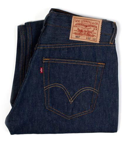 b188a025861 Levi's 501 STF Rigid Raw Denim Jeans | Heddels Scout