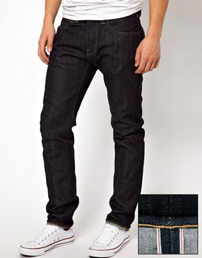 Edwin ED-55 Red Selvage 1