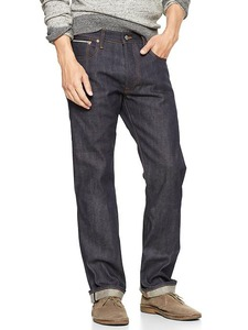 Unbranded UB301 Raw Denim Jeans