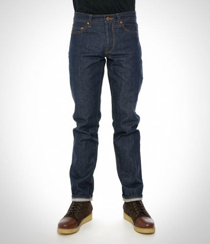 Han Kjobenhavn Blue Raw Tapered 1