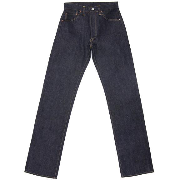 Skull Jeans S5000XX 6X6 Straight 1