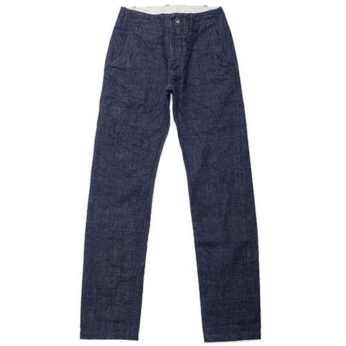 Samurai Jeans Heavyweight Selvage Denim Trousers 1