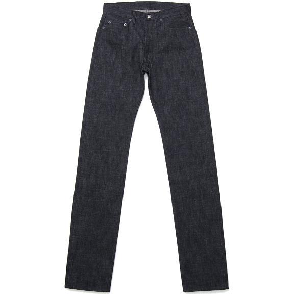 Samurai Jeans S710BK Black Shadow 1