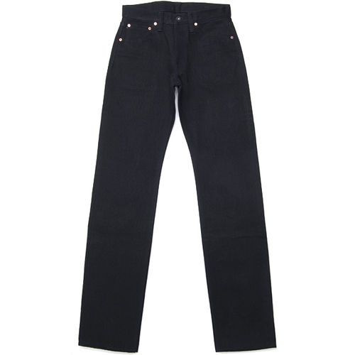 Samurai Jeans S5000BKB Black x Black 1