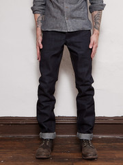 Left Field Kuroki Mills 15oz Greaser 1