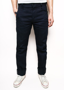 Rogue Territory Indigo Work Trousers 1