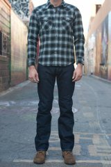 Iron Heart X624SX Flannel Lined Water-Resistent 1