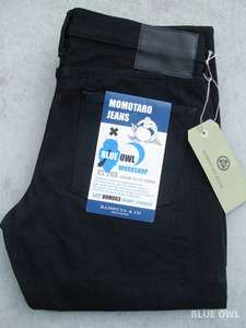 Momotaro BOM003 Momotaro x Blue Owl Deep Indigo 1