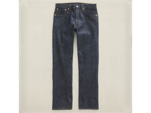 RRL Slim Straight Rigid Jean 1