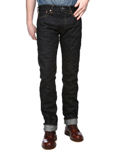 RRL Low Straight Rigid Denim 1