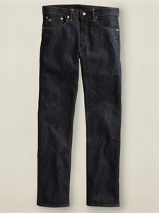 RRL Slim Fit Rigid Denim 1