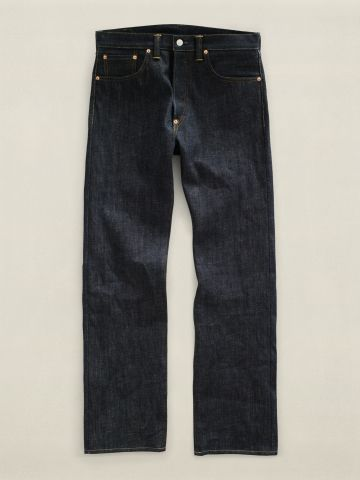 RRL Rigid Straight Jean 1