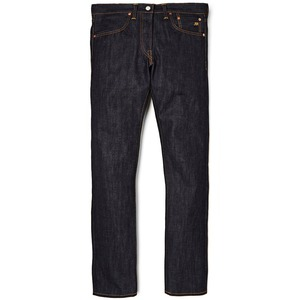RRL Slim Fit Selvedge Rigid 1
