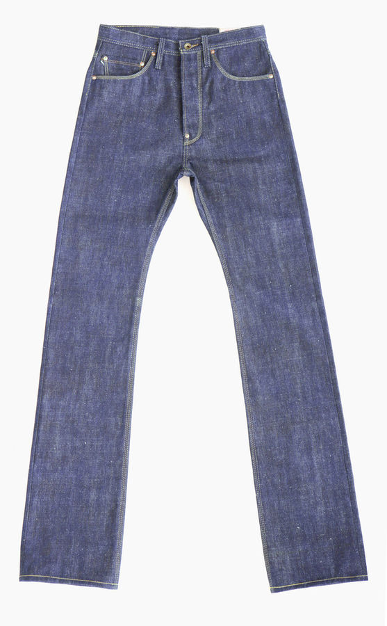 WH Ranch Dungarees R1911 Slim Boot 1