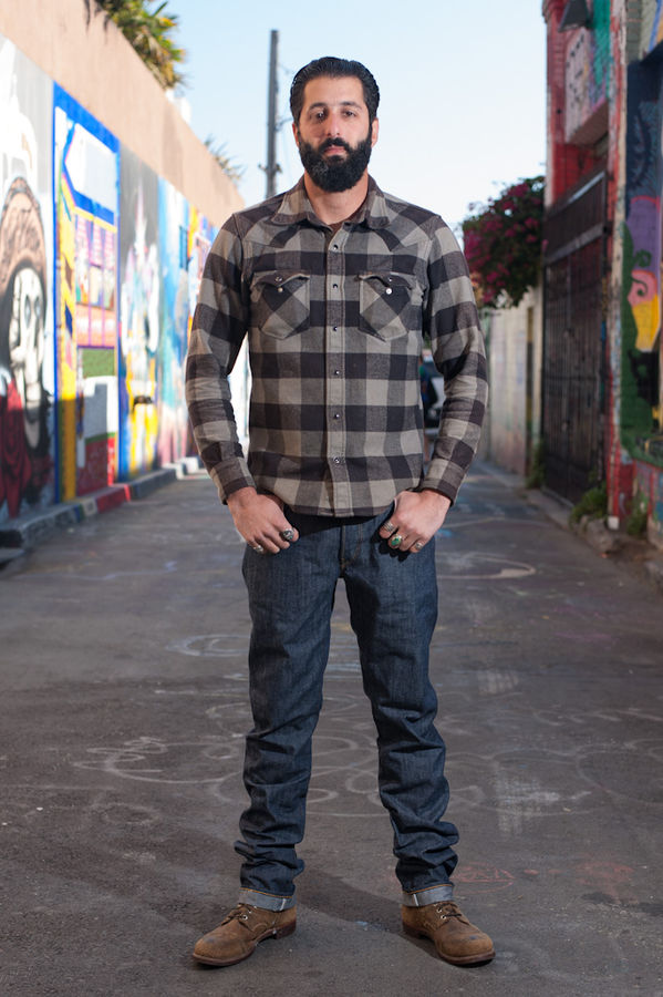 Roy Jeans Big Bro CB-1 1