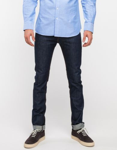 Wings+Horns Slim 5-Pocket Jean 1