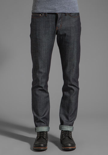 Naked & Famous Stretch Selvedge Weird Guy 1