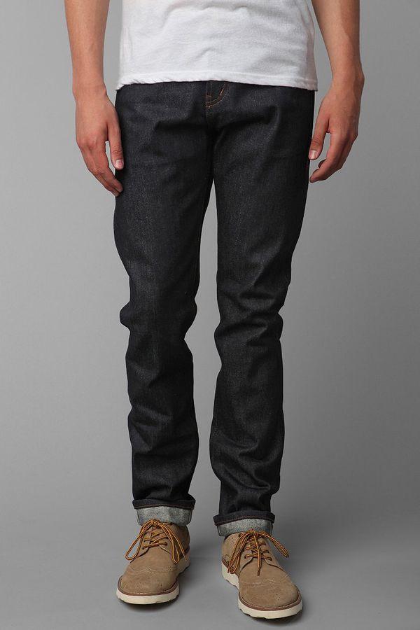Unbranded Ub201 Raw Denim Jeans Heddels Scout