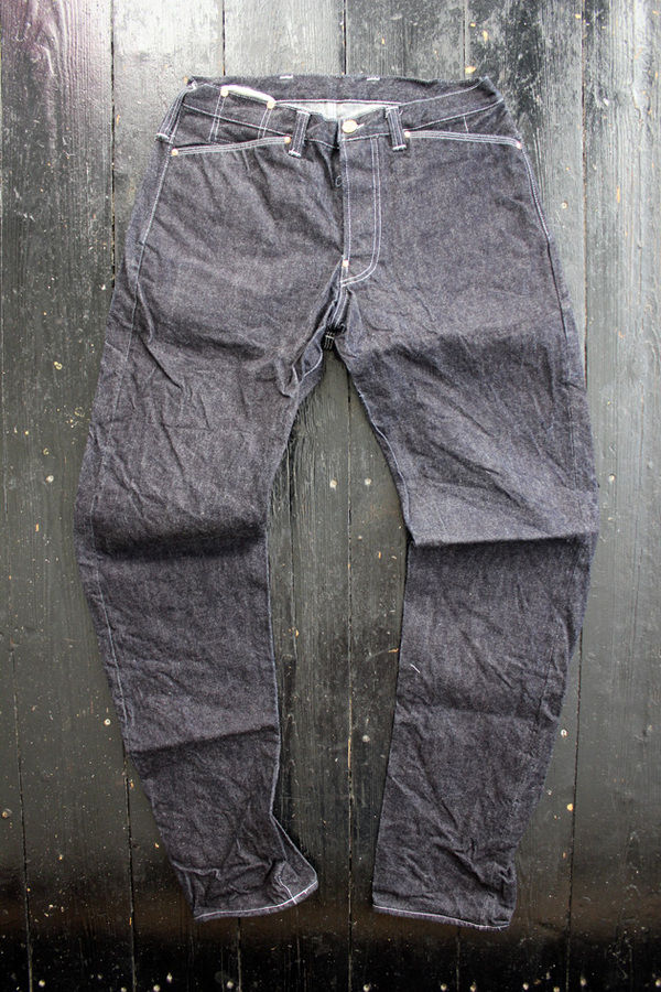 Tender Co. Type 130 Rinsed Tapered 1