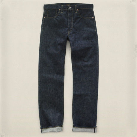 RRL Limited-Edition Straight Jean 1