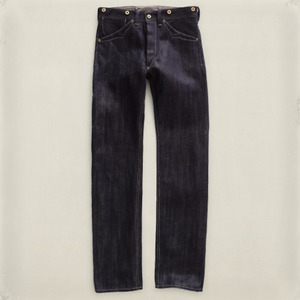 RRL Empire Buckle-Back Jean 1