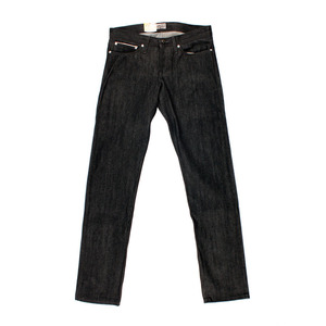 Naked & Famous Weird Guy Black Selvedge 1