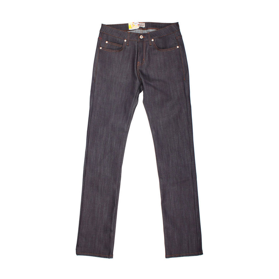 Naked & Famous Skinny Guy Indigo Power Stretch 1