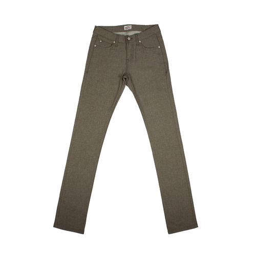 Naked & Famous Skinny Guy Green Stretch 1