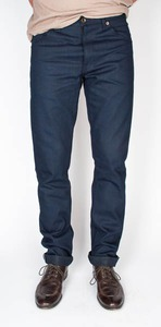 Raleigh Denim Jones Indigo Twill 1