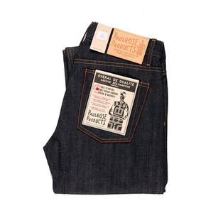 Paulrose Products Slim Heavy Slub Indigo 1