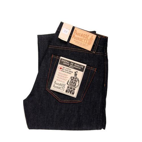 Paulrose Products Heritage Heavy Slub Indigo 1