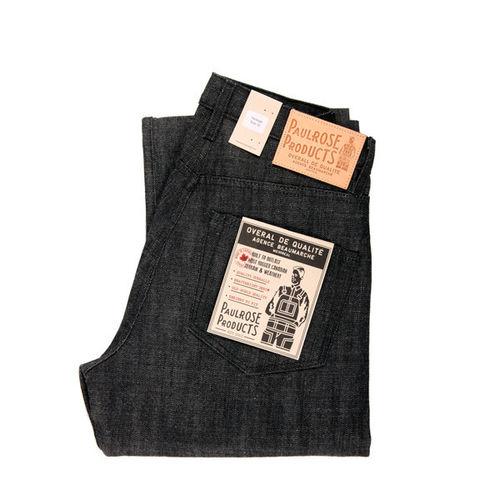 Paulrose Products Heritage Slub Black 1