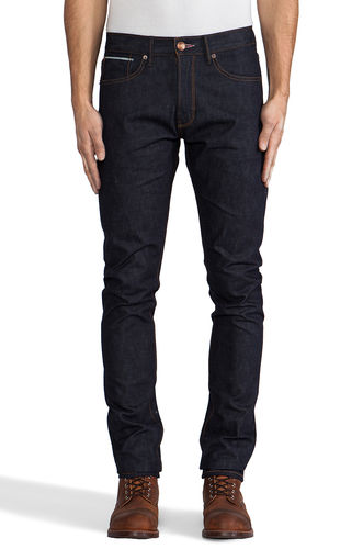 Lee 101 Contoured Slim Selvage 1