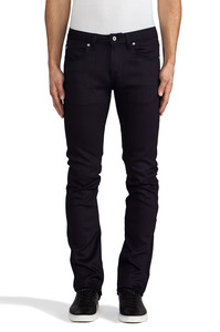Naked & Famous Midnight Power Stretch Skinny Guy 1