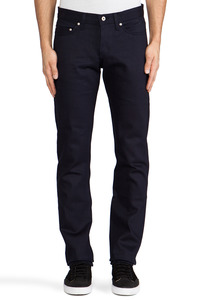 Naked & Famous Midnight Selvedge Weird Guy 1