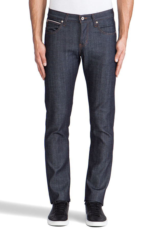 Naked & Famous Indigo Stretch Super Skinny Guy 1