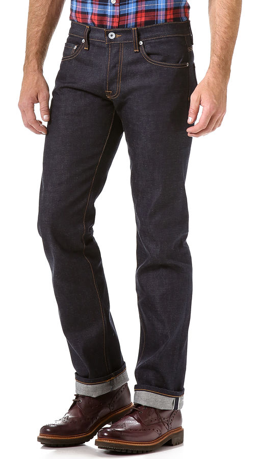Baldwin Denim The Reed in 13oz Nihon Menpu 1