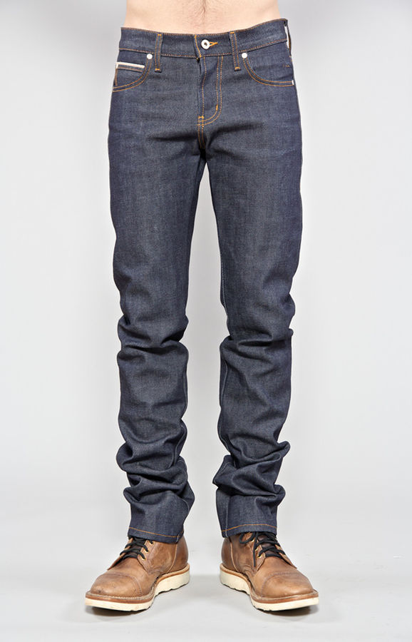 Naked & Famous Skinny Guy Dirty Fade 6