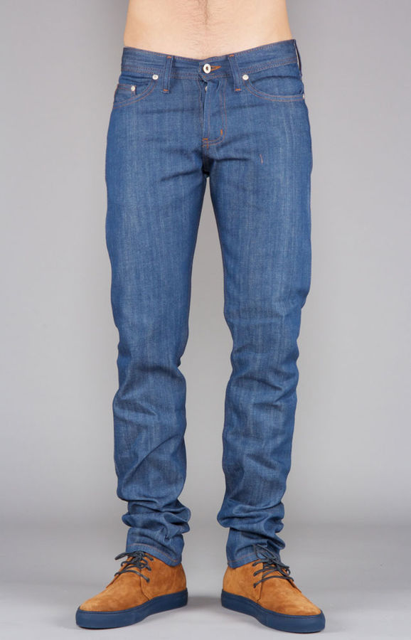 Naked & Famous Weird Guy Lightweight Selvedge Front Fit