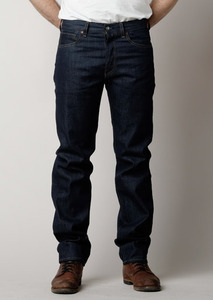 Levi's Made & Crafted Ruler Rigid Front